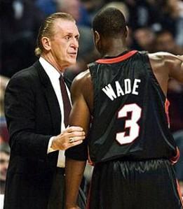 Pat Riley & Dwayne Wade